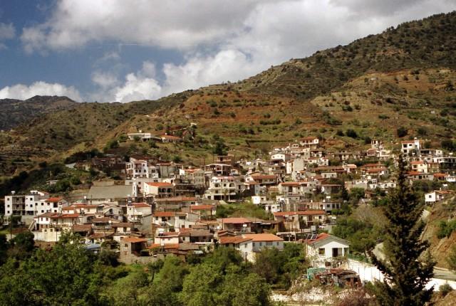 Cypern Agioi Vavatsinias rz