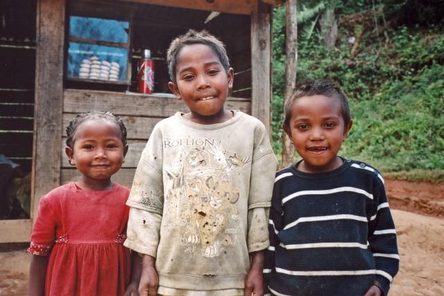 16. MADAGASCAR (285a)